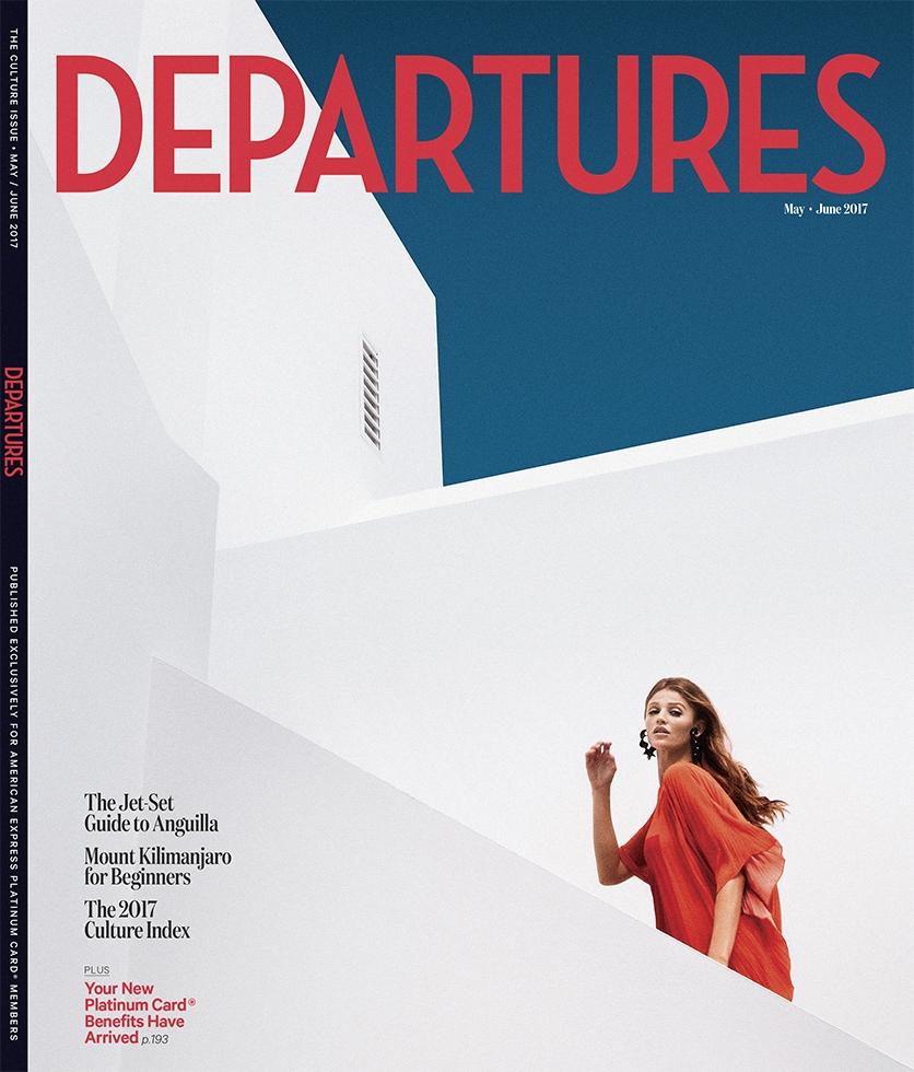 Departures * Cintia Dicker