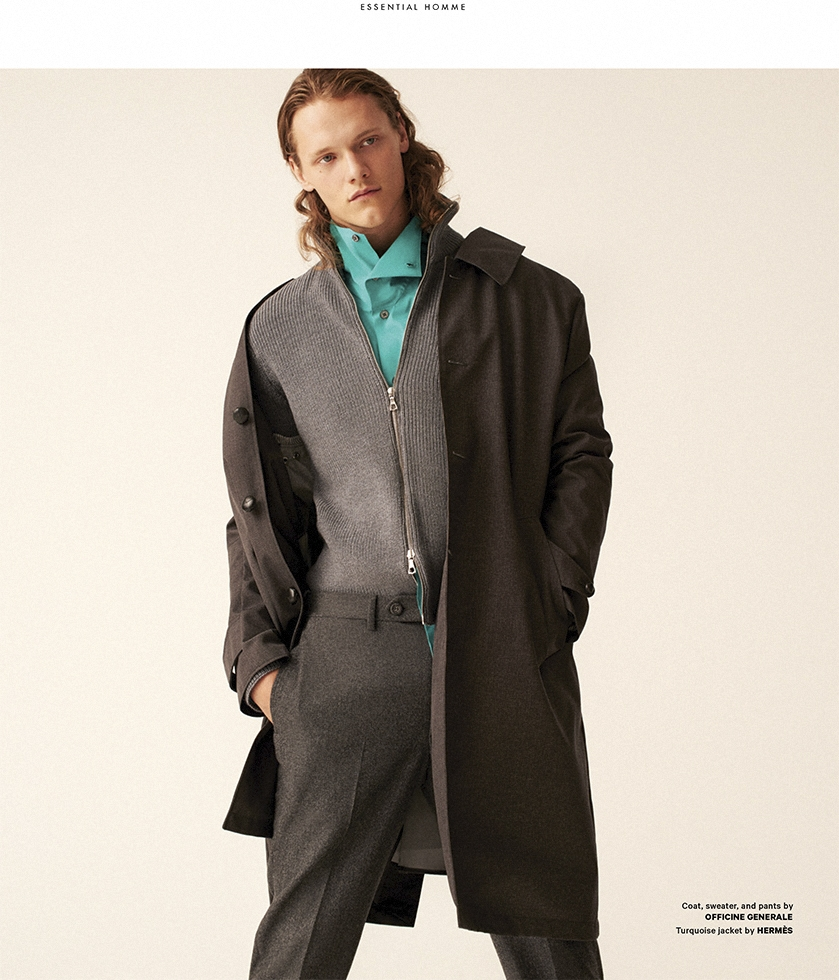 Essential Homme * Common Ground