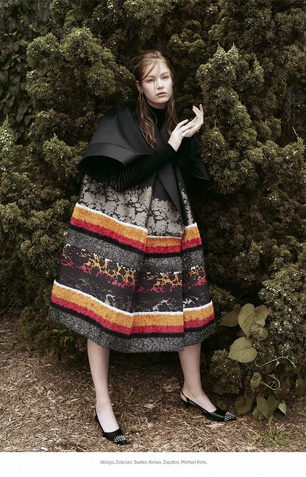 Harper's Bazaar Mexico* Hollie May Saker