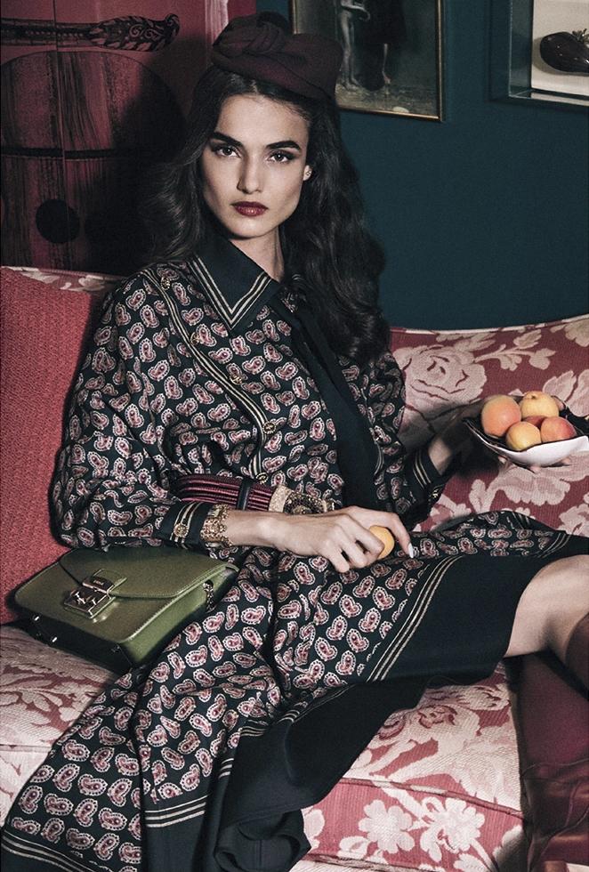 Italian Vogue Close-up