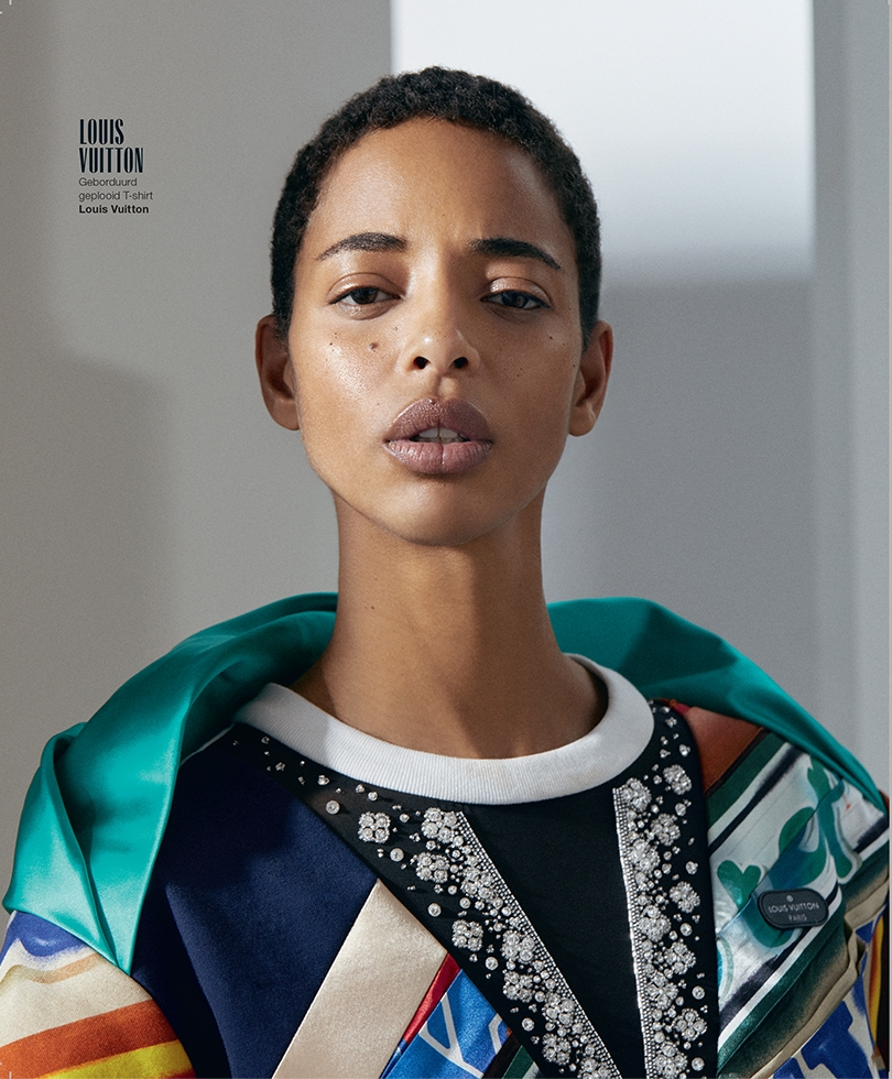 Marie Claire NL * Gilone