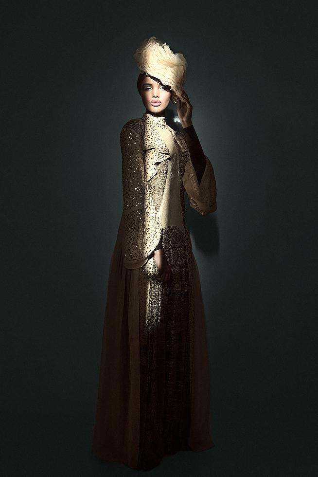 Smoda * Halima Aden