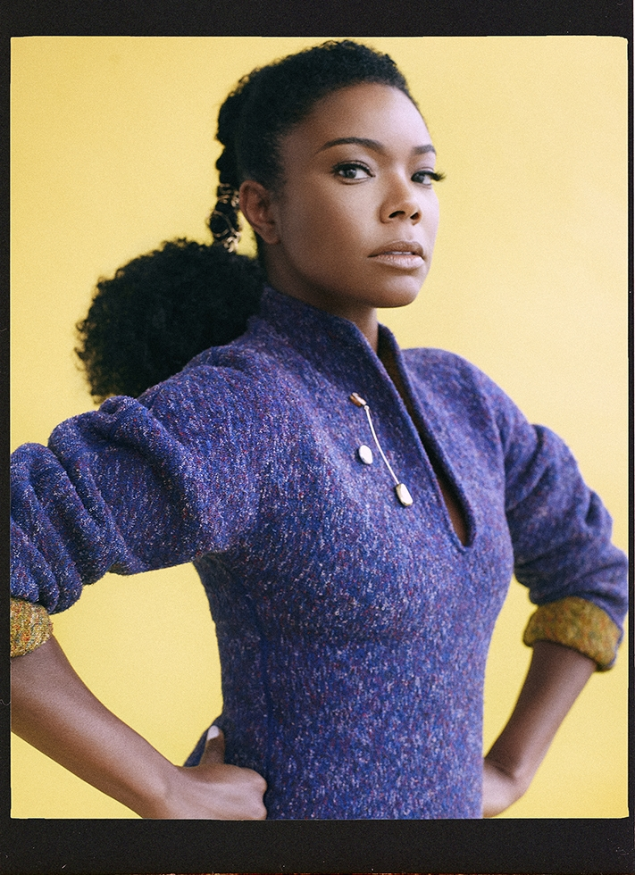 The Cut * Gabrielle Union