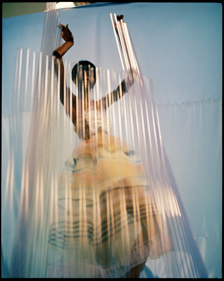Vogue Portugal * Debra Shaw
