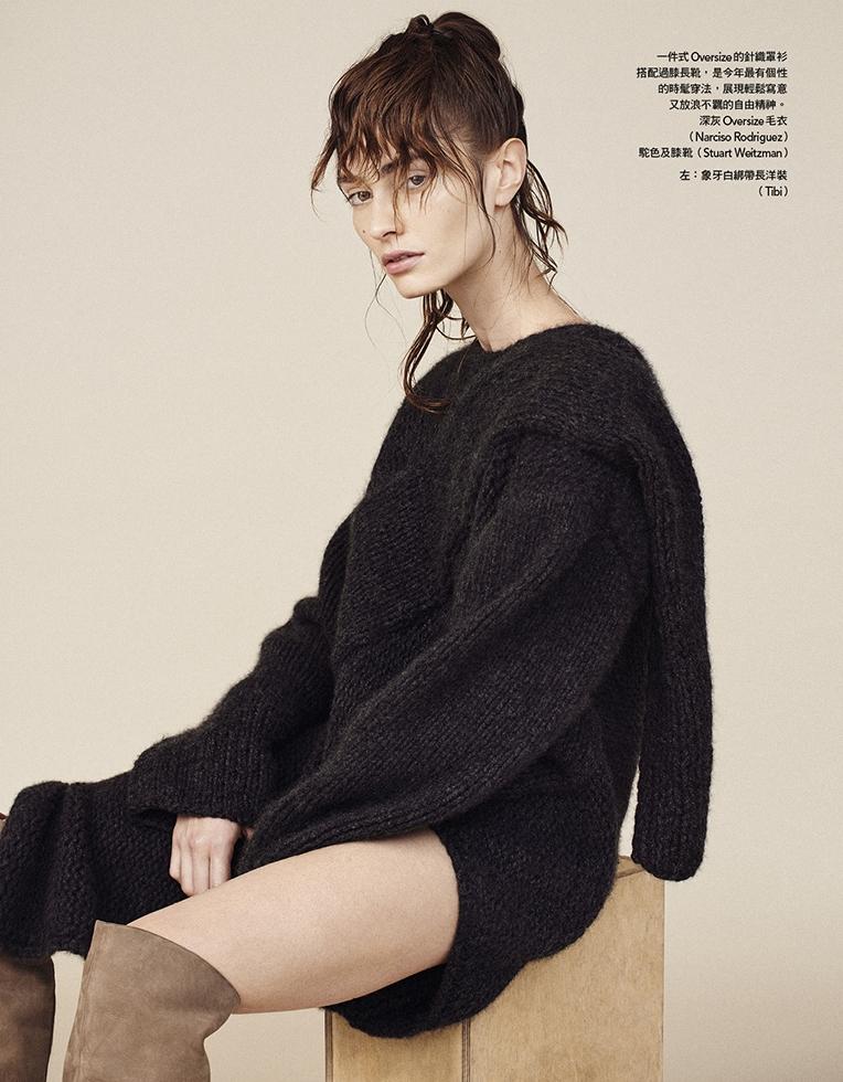 Vogue Taiwan * Marine Deleeuw
