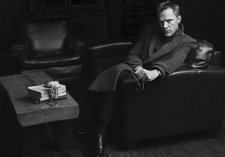 Interview * Paul Bettany