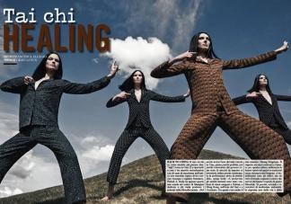 Italian Vogue * Tai Chi